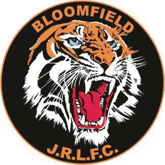 Orange Bloomfield Junior Tigers 2018