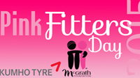 McGrath Foundation Annual Pink Fitters Day